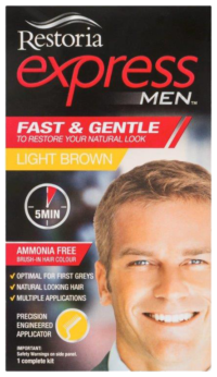hair colour for men