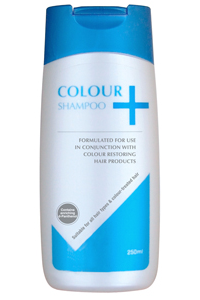 restoria colour shampoo